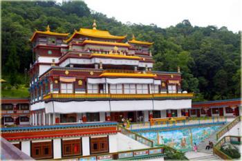 Zurmang Kagyud Monastery