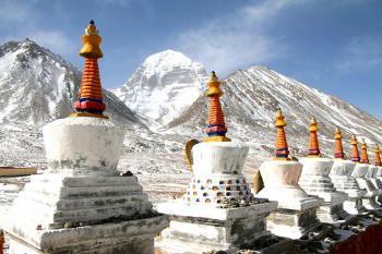 Kailash Parvat Stupa