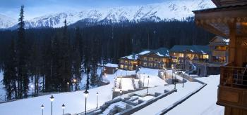 Khyber Himalaya spa and Resorts Gulmarg