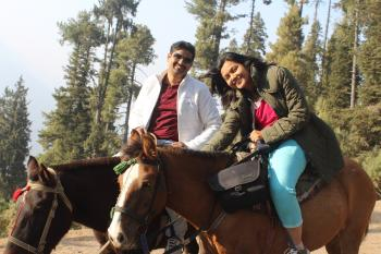 PONY RIDE IN PAHALGAM