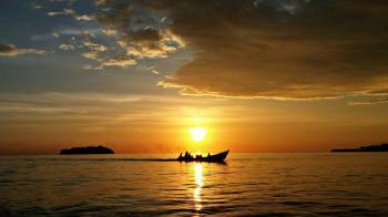 Chidyatpu Sunset