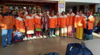 Kailash Yatra 2018 Full moon group