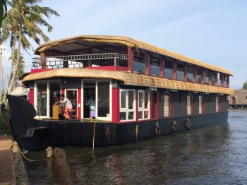 Eight Bedroom Houseboat