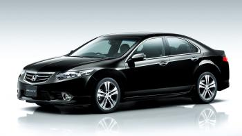 Honda Accord Black Car