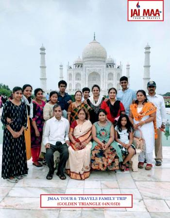 Golden Triangle Family Trip 04N/05D