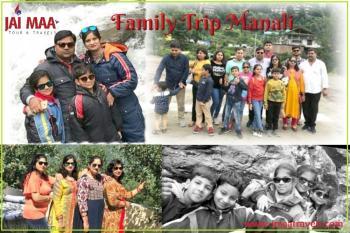 Family Trip Manali