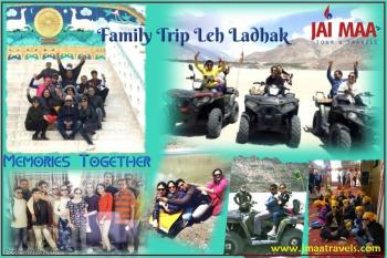 Family Trip Leh Ladhak