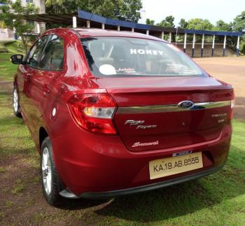 Ford Figo Aspair