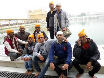 Golden Temple Amritsar Tour
