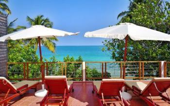 Manali Hotel View