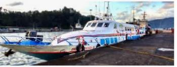 Bhagya Express Cruise