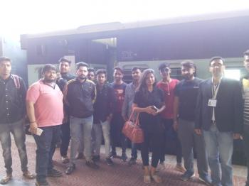 Student group tours Himachal