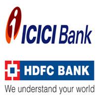 ICICI - HDFC BANK