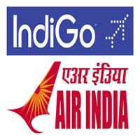 Indigo - AIR INDIA