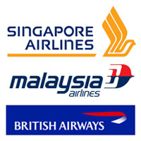 SINGOPORE-MALAYSIA-BRITISH AIRWAYS