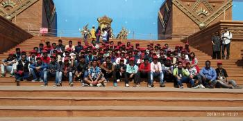 STUDENT GROUP TOUR  HYDERABAD