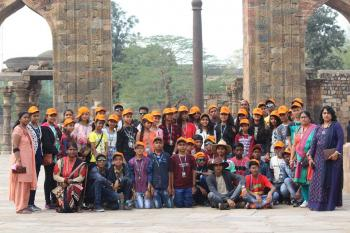 STUDENT GROUP TOUR DELHI