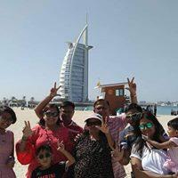 Chheda Family - DUBAI