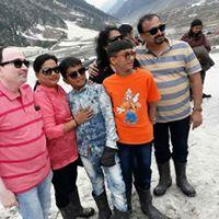 Yevankar Family - KASHMIR