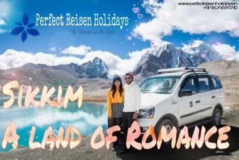 A land of romance Sikkim