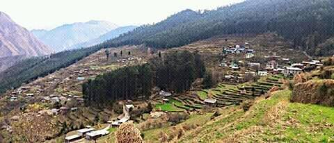 Bharmour Valley in Chamba