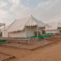 Air Fan Luxury Tent