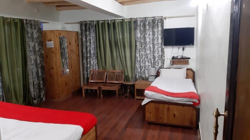 Tripple Premium Bedroom