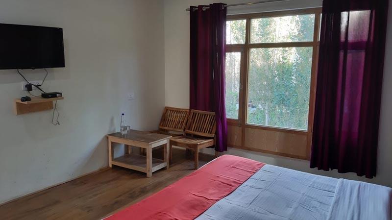 Double Premium Bedroom