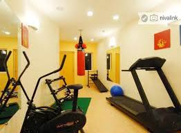 The Gym at Ginger,Agartala