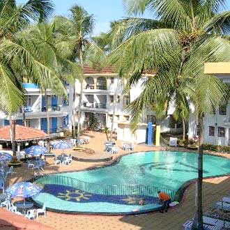Alor Grande Holiday Resort- Goa