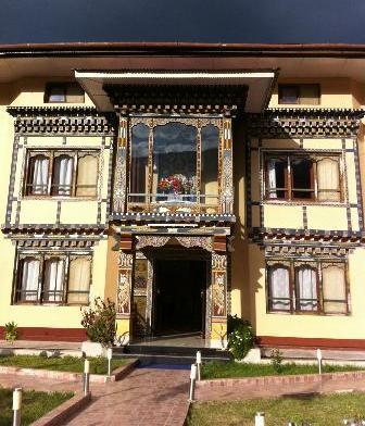 HOTEL TASHI PHUNTSHOK HOTEL