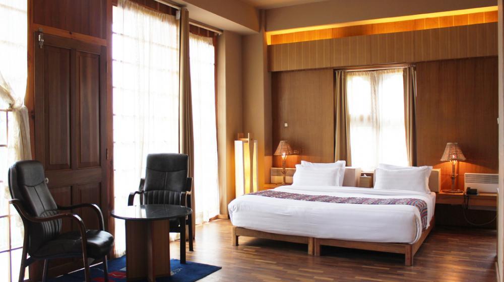 stander double bedroom