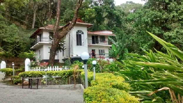 Spice Jungle Resort Munnar
