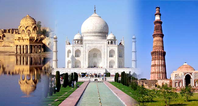 Golden Triangle Tour (Delhi, Agra, Jaipur)