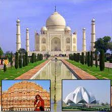 Golden Triangle Holiday Package