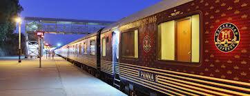 Heritage on Wheels Train Tour