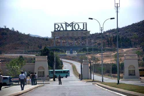 Hyderabad - Ramoji Film City Tour