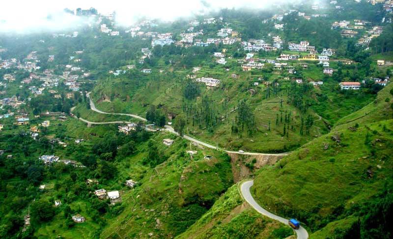 Delhi - Nainital - Almora - Kausani Tour
