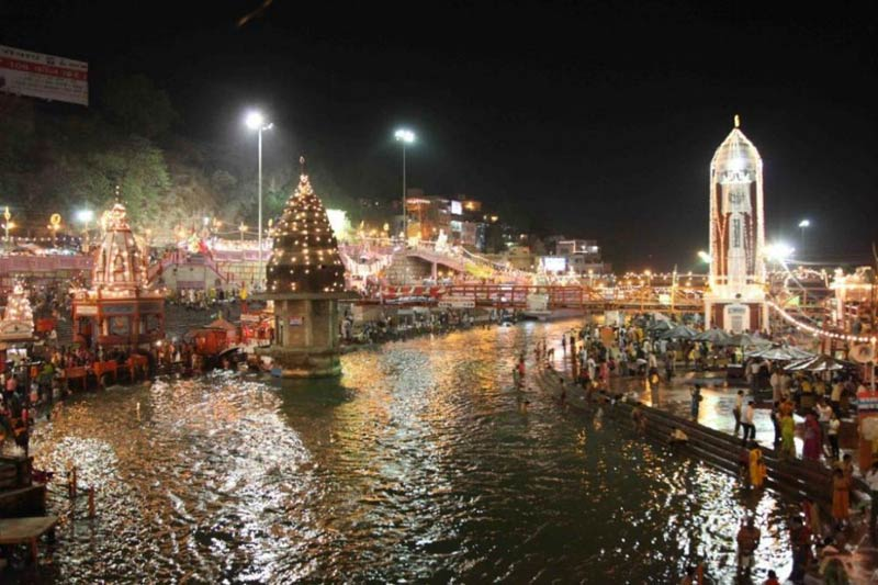 Haridwar - Dehradun - Mussoorie Local SightSeeing Package