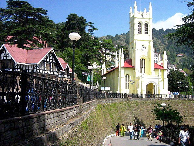 Best of Shimla & Manali Tour