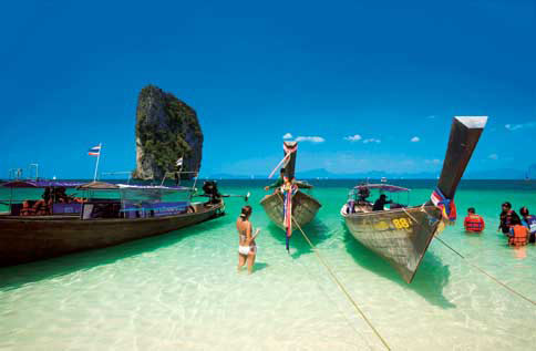 Thailand 4 Nights Package with Indigo