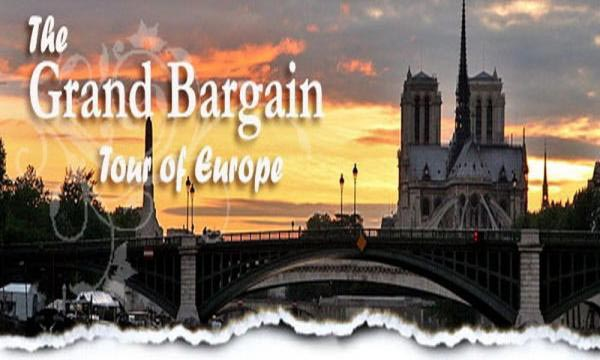The Grand Bargain Tour
