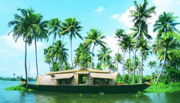 Kerala With Kovalam and Kanyakumari 7N/8D Tour