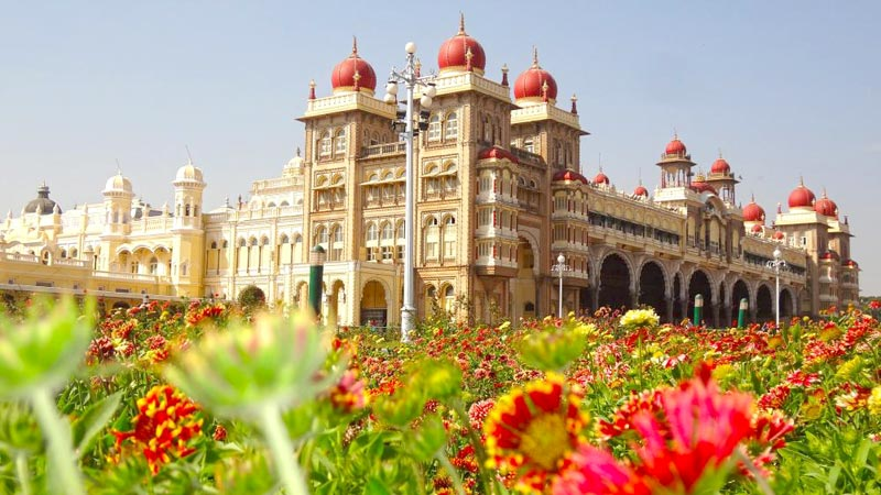 Bangalore, Mysore, Ooty Package