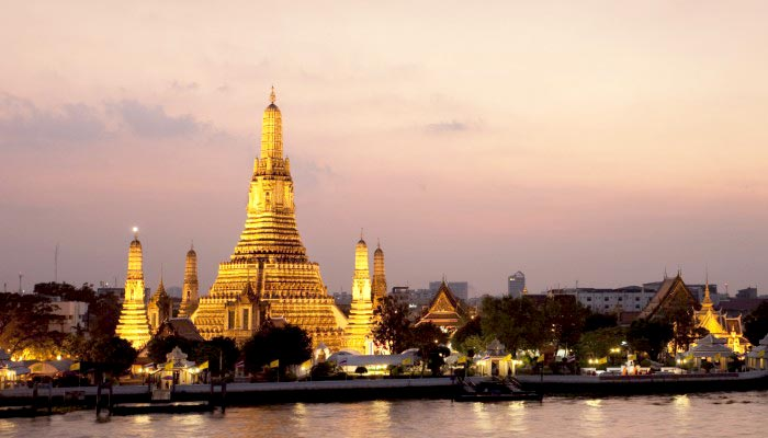 Bangkok + Pattaya 4* Tour