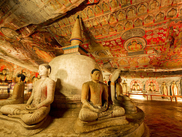 A Historical Tour of  Sri Lanka.