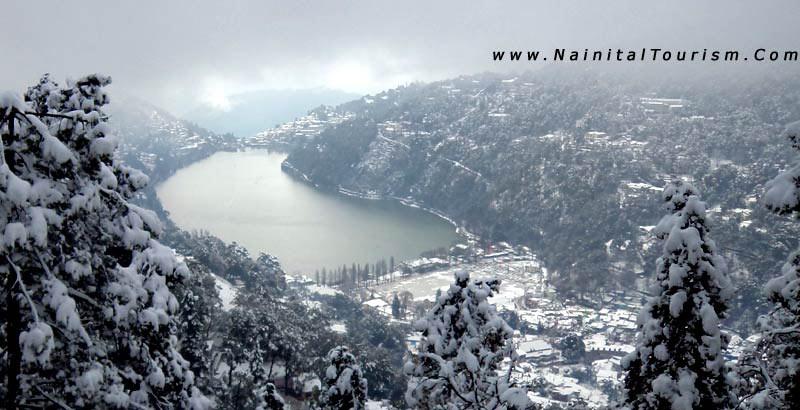 Nainital - Dhaulchina - Kausani - Ranikhet Tour