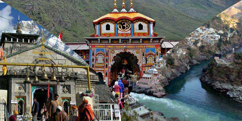 Badri – Kedar Tour Ex Haridwar