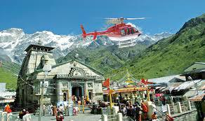 Book Kedarnath Helicopter Tickets with us Tour
