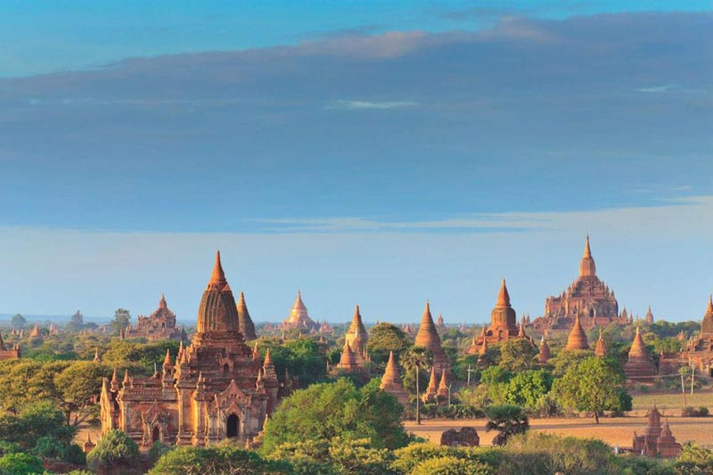 Handpicked Burma 9N/10D Package